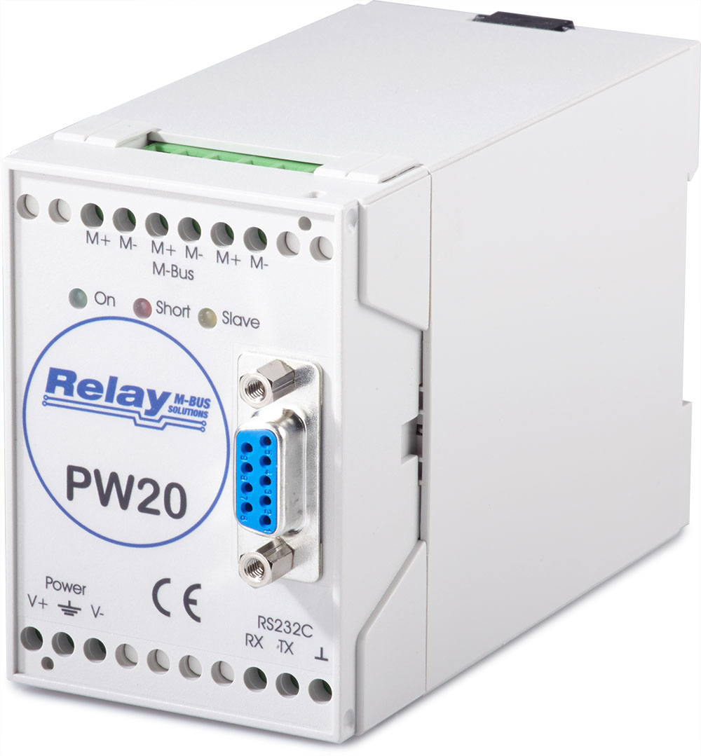 Level Converter Pw20 Relay Gmbh Current For 20 Slaves
