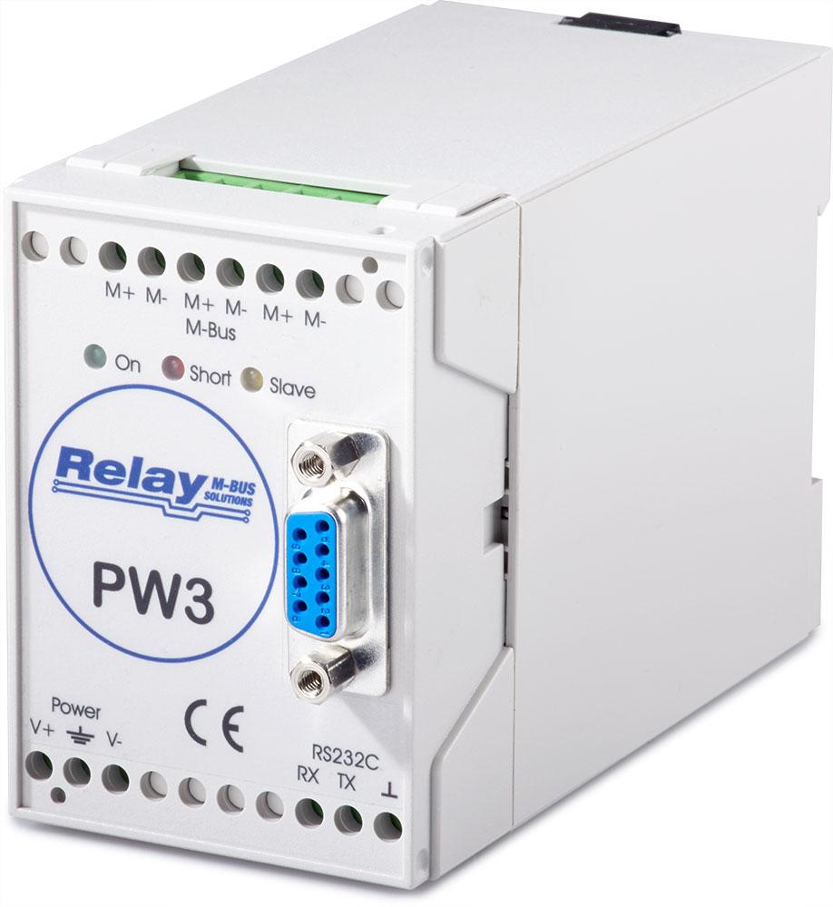 Level-Converter PW3 - Relay GmbH