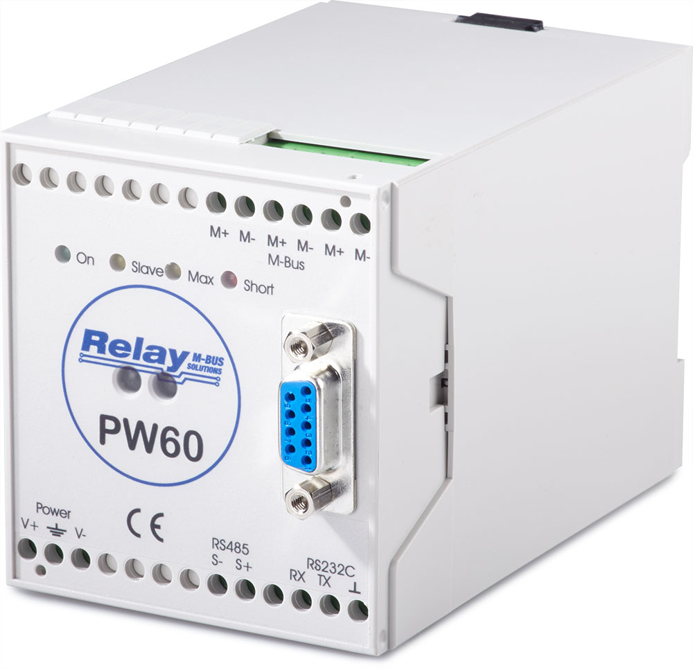 Level Converter Pw60 Relay Gmbh Under Current Pdf Integrated Rs232 Interface Pc As Master